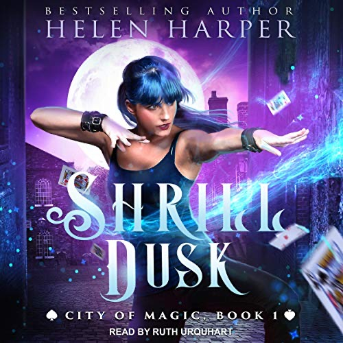 Couverture City of Magic, book 1: Shrill Dusk