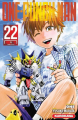 Couverture One-punch man, tome 22 Editions Kurokawa (Shônen) 2021