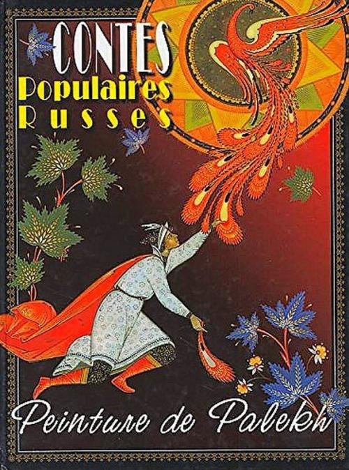 Couverture Contes Populaires Russes