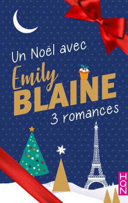 Couverture Un Noël avec Emily Blaine