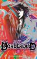 Couverture Alice in borderland, tome 01 Editions Delcourt 2013