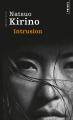 Couverture Intrusion Editions Points 2012