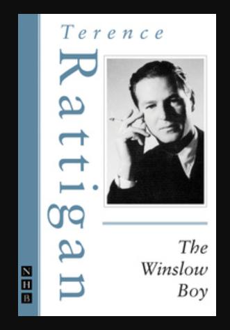Couverture The Winslow Boy