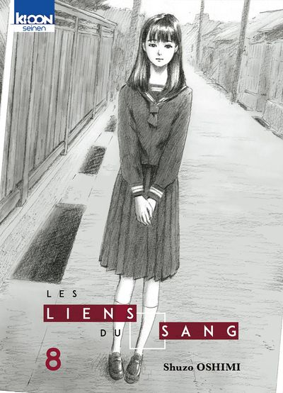 Couverture Les Liens du sang, tome 08