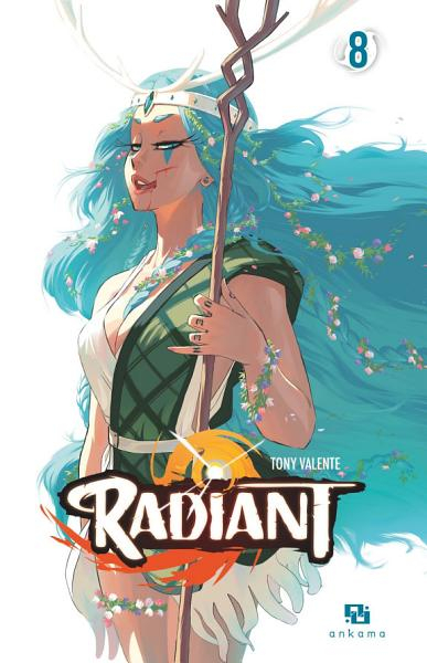 Couverture Radiant, tome 08