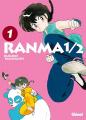 Couverture Ranma 1/2, revue et augmentée, tome 01 Editions Glénat (Shônen) 2020