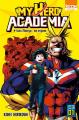 Couverture My Hero Academia, tome 01 : Izuku Midoriya, les origines Editions Ki-oon (Shônen) 2017