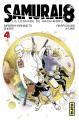 Couverture Samurai 8 : La légende de Hachimaruden, tome 4 Editions Kana (Shônen) 2020