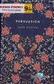 Couverture Persuasion Editions RBA (Romans éternels) 2020