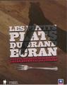Couverture Les petits plats du grand écran Editions Borgerhoff & Lamberigts 2011
