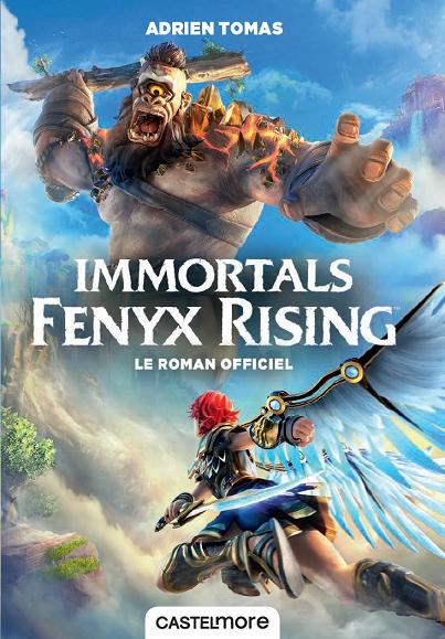 Couverture Immortals Fenyx Rising