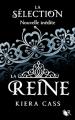 Couverture La sélection, tome 0.5 : La reine Editions Robert Laffont (R) 2014