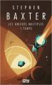 Couverture Les Univers multiples, tome 1 : Temps Editions Pocket (Science-fiction) 2019