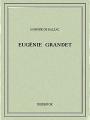 Couverture Eugénie Grandet Editions Bibebook 2015