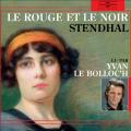 Couverture Le Rouge et le Noir Editions Frémeaux & Associés 2011