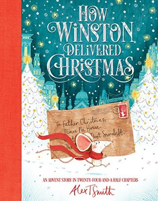 Couverture How Winston Delivered Christmas: A Christmas story in twenty-four-and-a-half chapters