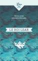Couverture Le Roi Lear Editions Librio (Théâtre) 2020
