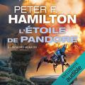 Couverture L'étoile de Pandore, tome 2 : Pandore menacée Editions Audible studios 2020
