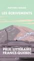 Couverture Les écrivements Editions Alto (Coda) 2020