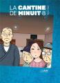 Couverture La cantine de minuit, tome 08 Editions Le lézard noir 2020