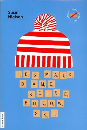 Couverture Moi, Ambrose, roi du Scrabble / Les maux d'Ambroise Bukowski