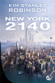 Couverture New York 2140 Editions Bragelonne (SF) 2020
