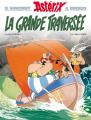 Couverture Astérix, tome 22 : La grande traversée Editions Hachette 2012