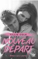 Couverture Sweet home, tome 1 : Sweet home / Nouveau départ, tome 1 : Après les larmes Editions Milady (New Adult) 2017