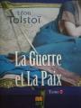 Couverture La guerre et la paix (3 tomes), tome 2 Editions Talantikit 2016