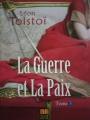 Couverture La guerre et la paix (3 tomes), tome 3 Editions Talantikit 2016