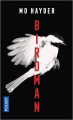 Couverture Birdman Editions Pocket 2020