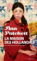 Couverture La maison des Hollandais Editions Actes Sud 2021