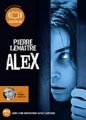 Couverture Alex Editions Audiolib 2011