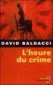Couverture L'Heure du crime Editions Belfond (Nuits noires) 2005