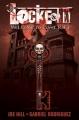 Couverture Locke & Key, tome 1 : Bienvenue à Lovecraft Editions IDW Publishing 2008