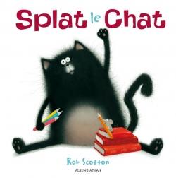 Couverture Splat le Chat