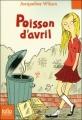 Couverture Poisson d'Avril Editions Folio  (Junior) 2010