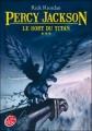 Couverture Percy Jackson, tome 3 : Le Sort du titan Editions Le Livre de Poche (Jeunesse) 2011