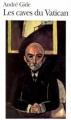 Couverture Les caves du Vatican Editions Folio  1995