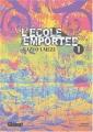 Couverture L'école emportée, tome 1 Editions Glénat (Bunko) 2005