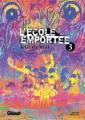 Couverture L'école emportée, tome 3 Editions Glénat (Bunko) 2005