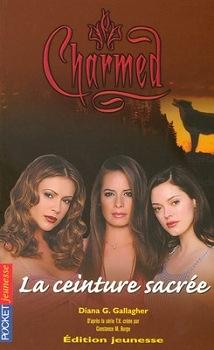 Couverture Charmed, tome 12 : La ceinture sacrée