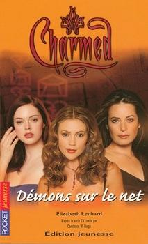 Couverture Charmed, tome 14 : Démons sur le net