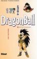 Couverture Dragon Ball, tome 17 : Les Saïyens Editions Glénat 1995