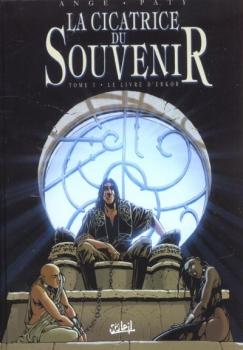 Couverture La Cicatrice du Souvenir, tome 3 : Le Livre d'Erkor