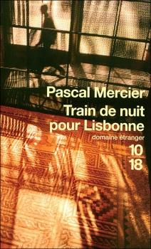 Couverture Train de Nuit pour Lisbonne