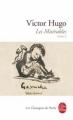 Couverture Les Misérables (2 tomes), tome 2 Editions Le Livre de Poche (Les Classiques de Poche) 1998