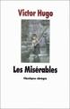 Couverture Les Misérables, abrégé Editions L'École des Loisirs (Classiques abrégés) 1996