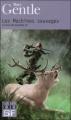 Couverture Le Livre de Cendres, tome 3 : Les Machines sauvages Editions Folio  (SF) 2009