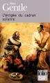 Couverture L'énigme du cadran solaire Editions Folio  (SF) 2011